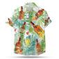 Makers Mark Bourbon AOP Hawaiian Shirt